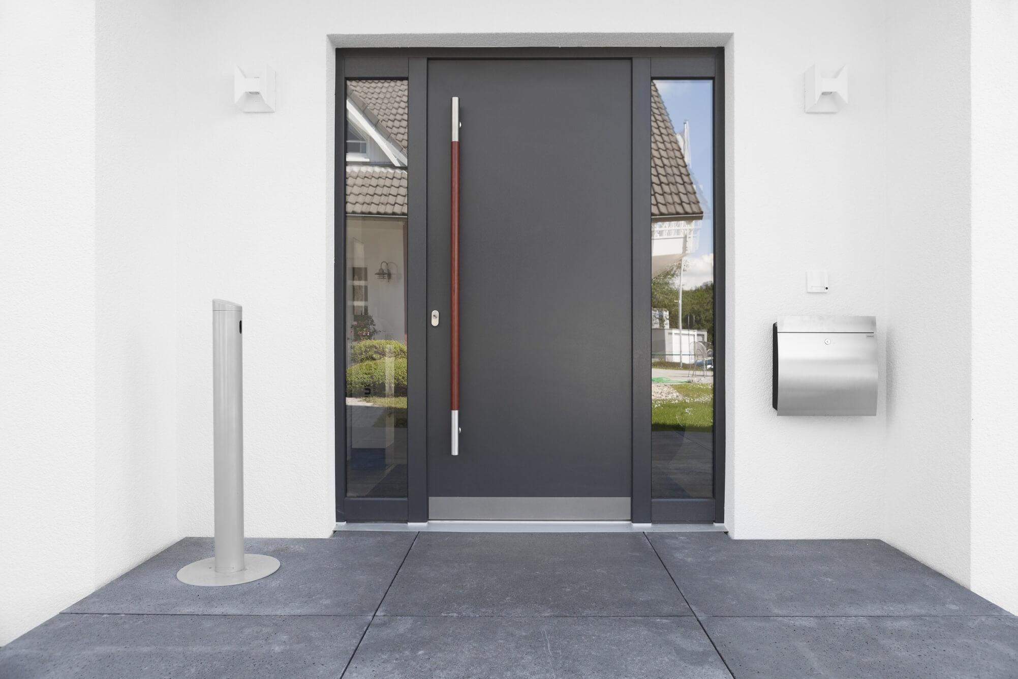 Porte d'entrée hazebrouck