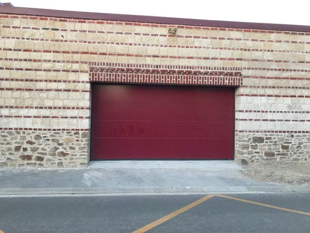 Installation Porte de Garage Isbergues – CDM 03/20